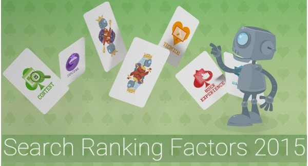 Searchmetrics Ranking Factors 2015