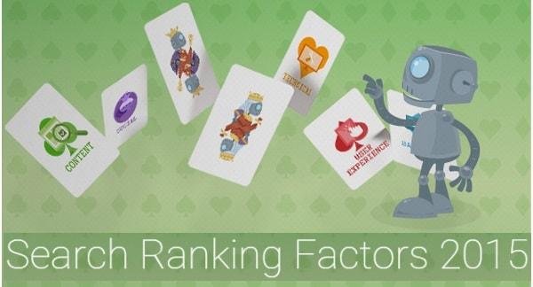 Searchmetrics Ranking Factors 2015