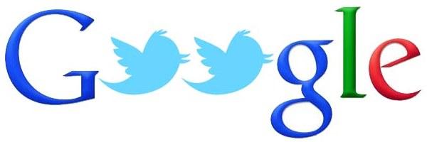 Twitter Google