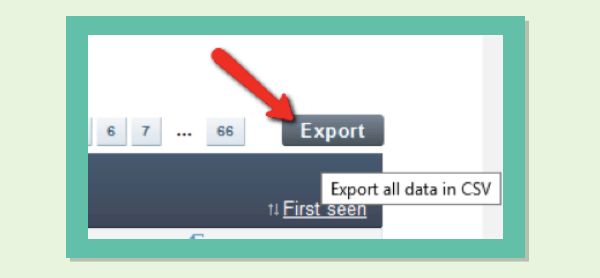 Export via Ahrefs
