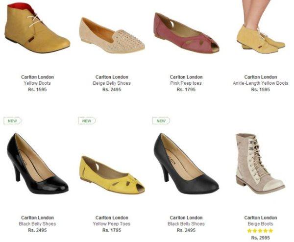 Ecommerce di scarpe
