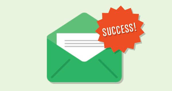 Promozione via email