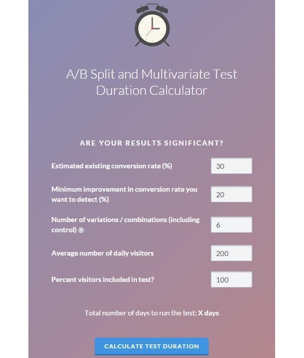 Quando deve durare un A/B Test?