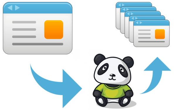 Google Panda e i contenuti duplicati