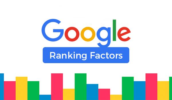 Fattori di Ranking di Google