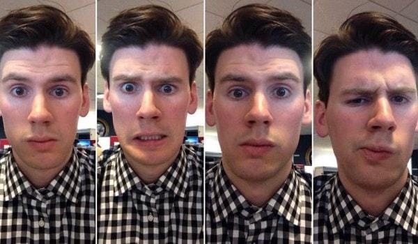 Espressione del volto e risultati di Google