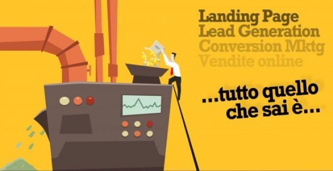Landing Page e Conversion Marketing
