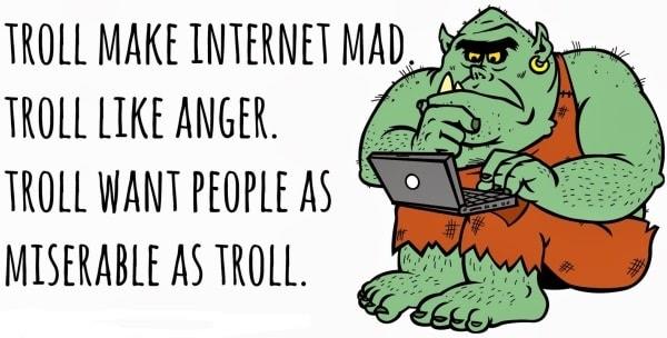 I Troll (e gli utenti di cui possiamo fare a meno)