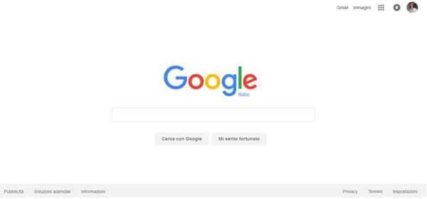 Il nuovo Google