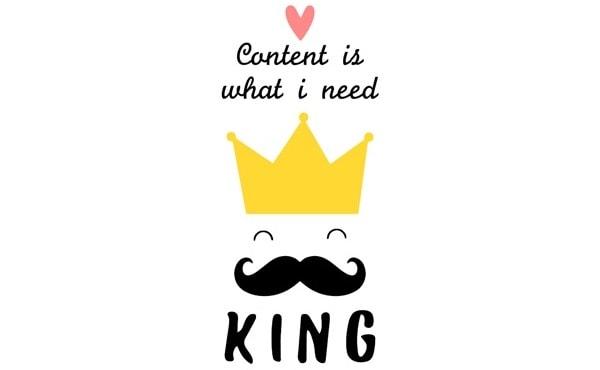 Content is King su Instagram