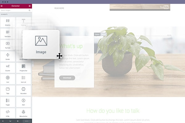 Page Builder Elementor