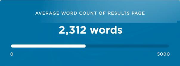 Numero di parole medie
