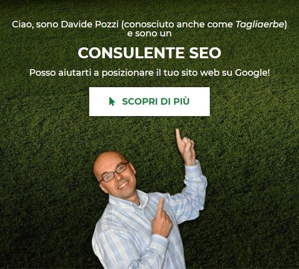 Nuova homepage del TagliaBlog
