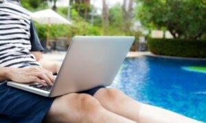 Guadagnare online e bella vita