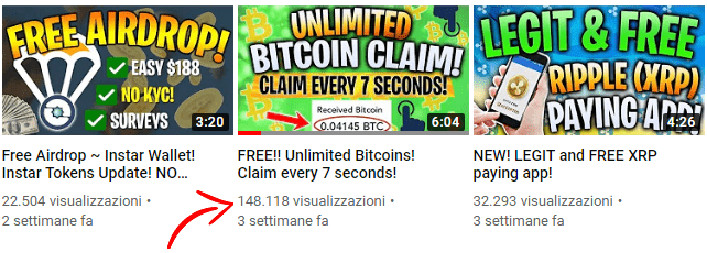 Bitcoin gratis???