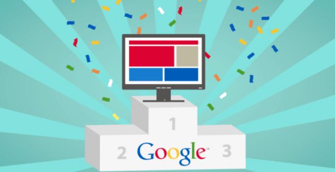 Prima posizione su Google