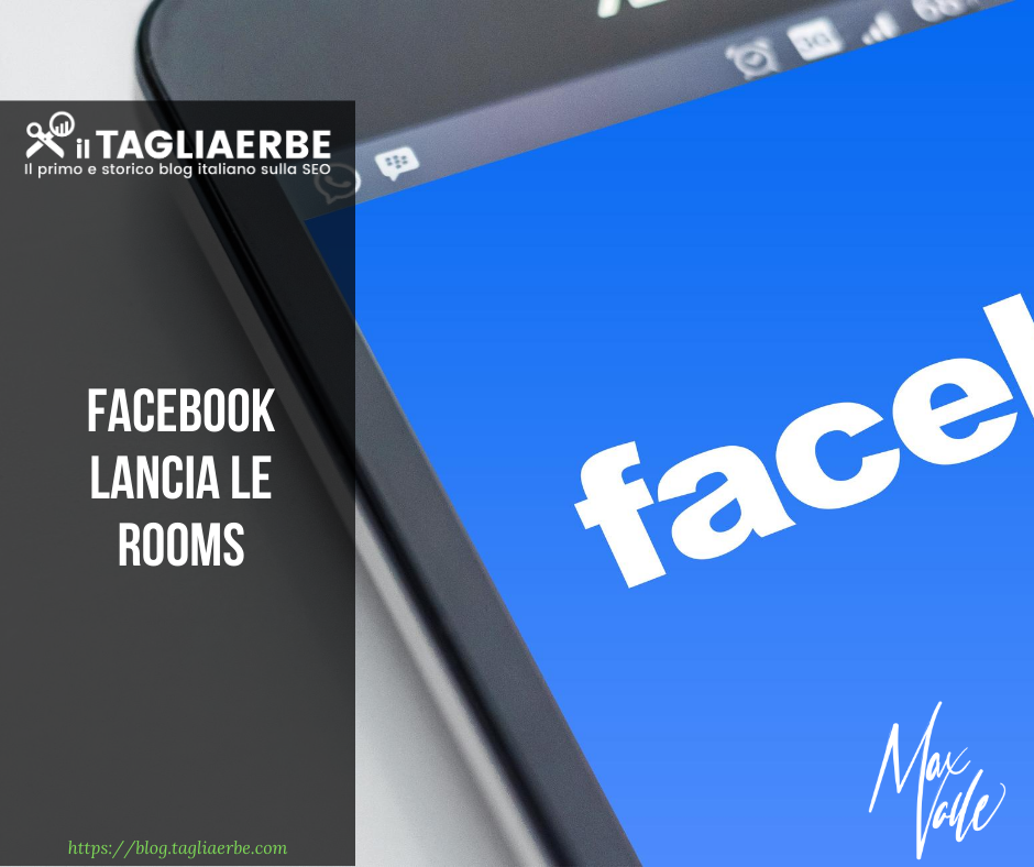 Facebook rooms