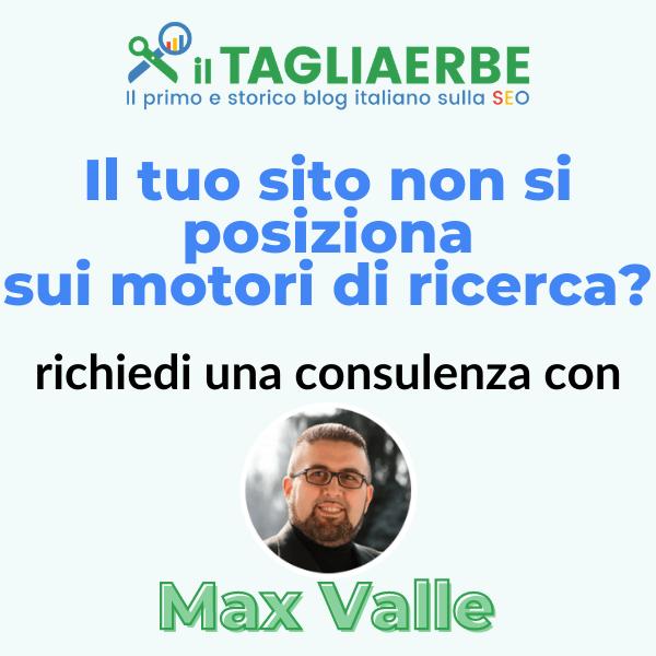 Consulenza Max Valle