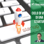 Ciclo di vita di una startup - Tagliaerbe